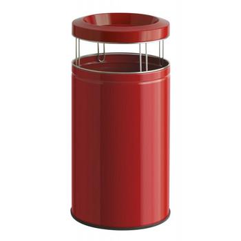 Wesco Ash Bin 50L - Red