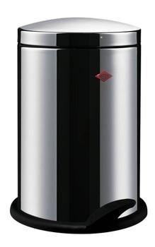 Wesco Pedal Bin 13L - Stainless Steel
