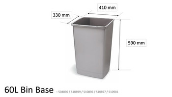 Addis 60 Litre Base Metallic