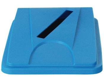 Probbax Lid For Paper Fits Pb-1080 & Pb-1090 With Stickers Set - Blue