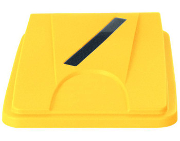 Probbax Lid For Paper Fits Pb-1080 & Pb-1090 With Stickers Set - Yellow