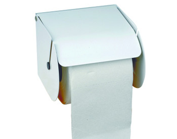 Probbax Paper Dispenser (One Standard Roll) - White
