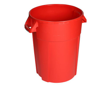 Probbax Round Container 120L - Red