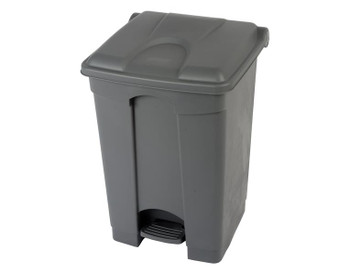 Probbax Step-On Container 45L - Grey