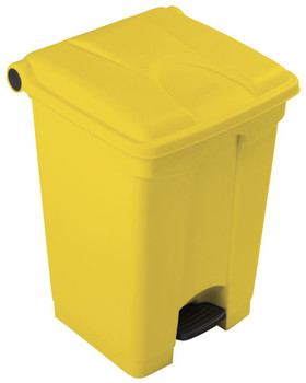 Probbax Step-On Container 45L - Yellow - Ral 1021-1023