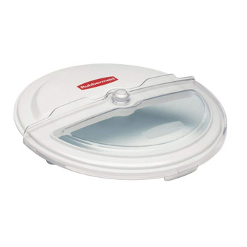 Rubbermaid Brute Sliding Lid - White - FG9G7600WHT