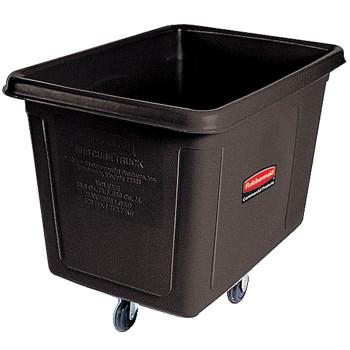 Rubbermaid Cube Truck 0.2 M³ - Black