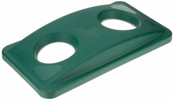 Rubbermaid Slim Jim Bottle Lid - Green