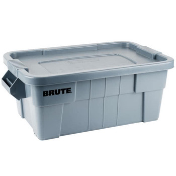 Rubbermaid Brute Tote 53 L - Grey
