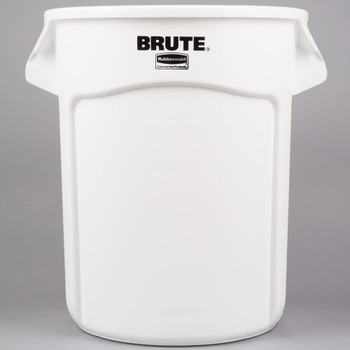 Rubbermaid Brute Container 75.7 L - White