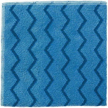 Rubbermaid Hygen Microfibre Cloth - Blue