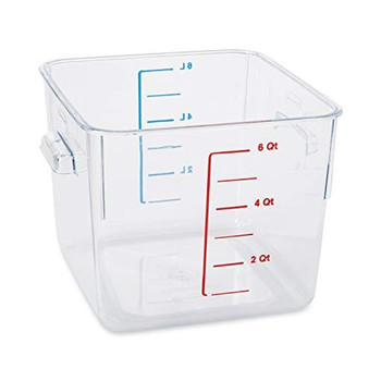 Rubbermaid Space Saving Container 5.7 L