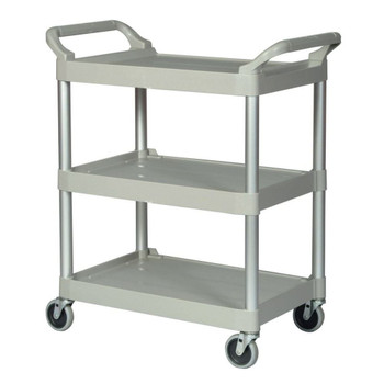 Rubbermaid Utility Cart - Platinum