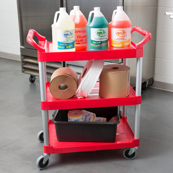Rubbermaid FG342488RED