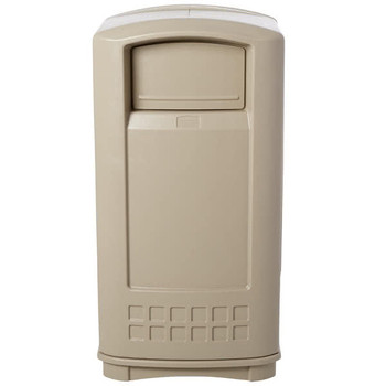 Rubbermaid Landmark Jr. Container - Beige