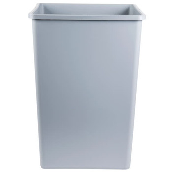 Rubbermaid Square Container 132.5 L - Grey