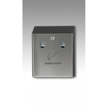 Rubbermaid Smokers Station - Black