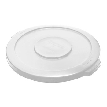 Rubbermaid Snap-On Lid fits FG261000 - White