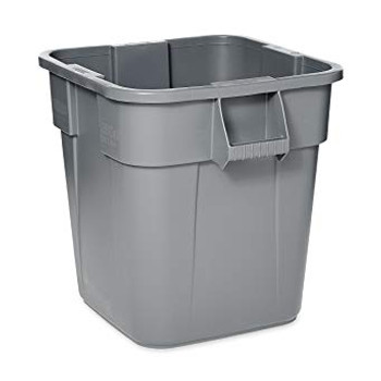 Rubbermaid Square Brute Container 106 L - Grey