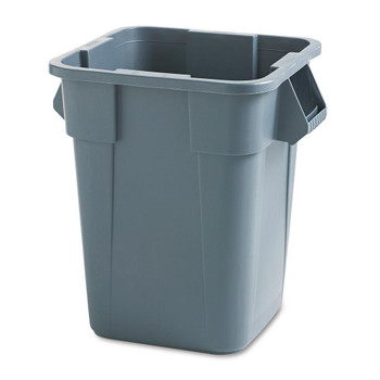 Rubbermaid Square Brute Container 151.4 L - Grey