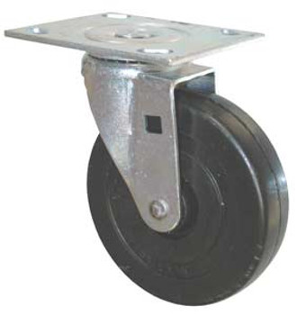 Rubbermaid Swivel Caster fits Platform Truck, Triple Trolley and Catering Trolley