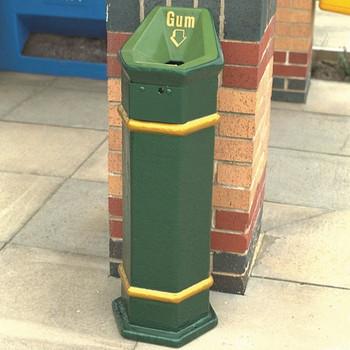 Wybone Ebygum Gum Disposal Pedestal Textured