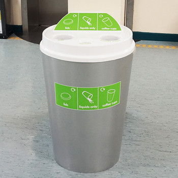 Wybone Eco Cup Recycling Unit