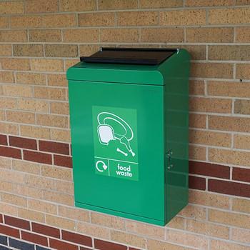 Wybone Fwb/60 Post Mountable Food Waste Collection Unit