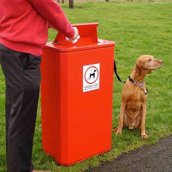 Wybone Mdb/112 Heavy Duty Dog Waste Bins
