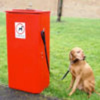 Wybone Mdb/90 Heavy Duty Dog Waste Bins