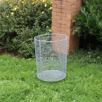 Wybone R12 Circular Wire Basket Galvanised