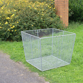 Wybone S/21 630 Litre Square Wire Baskets