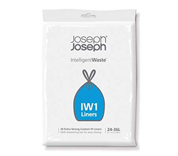 Joseph Joseph IW1 24-36 Litre General waste liners (20 Pack)