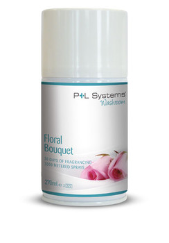 P+L Aircare Fragrances Classic - Floral Bouquet - 270ml (12 per case)