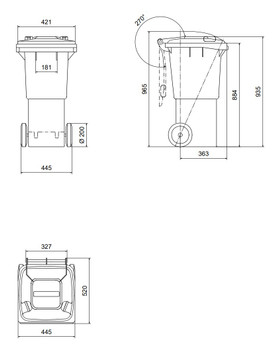 Weber 60LPWB