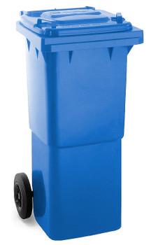 Blue Wheelie Bin - 60 Litre