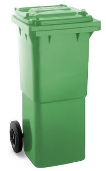 Green Wheelie Bin - 60 Litre
