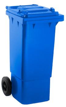 Blue Wheelie Bin - 80 Litre