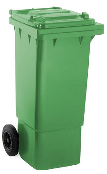 Green Wheelie Bin - 80 Litre