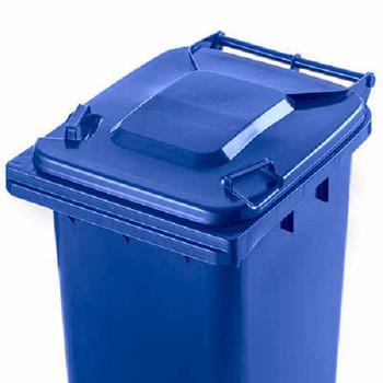 Blue Wheelie Bin - 140 Litre
