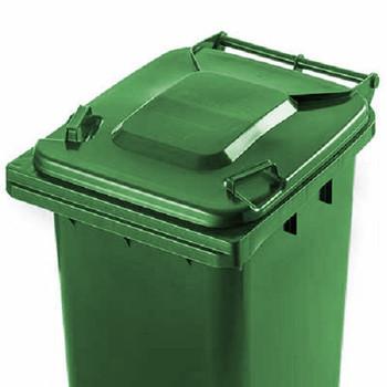 Green Wheelie Bin - 140 Litre