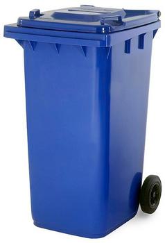 Blue Wheelie Bin - 180 Litre