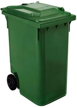 Green Wheelie Bin - 360 Litre