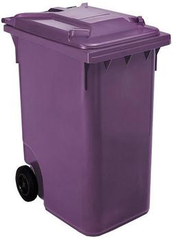 Purple Wheelie Bin - 360 Litre