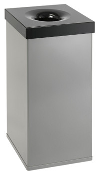 Vepa Carro Flame 110 Litre - Aluminium Grey / Black