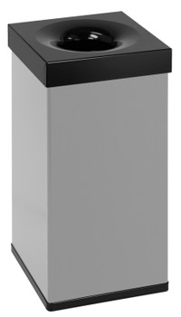 Vepa Carro Flame 55 Litre - Aluminium Grey / Black