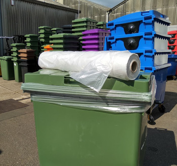 660/770 Litre Clear Liners (PMCCL660/770)