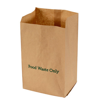 All-Green EcoSack 10L paper compostable bags (50 bags)