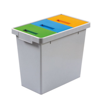 Polymax Waste Seperation Container 40 Litre