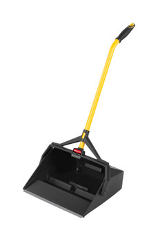Rubbermaid Maximizer Wet/Dry Debris Pan with Hanger Bracket - Yellow